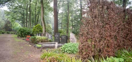 Er komt meer leven op de begraafplaats in Goor