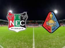 LIVE | Met een flinke lijst afwezigen moet NEC vol aan de bak voor winst op SC Telstar