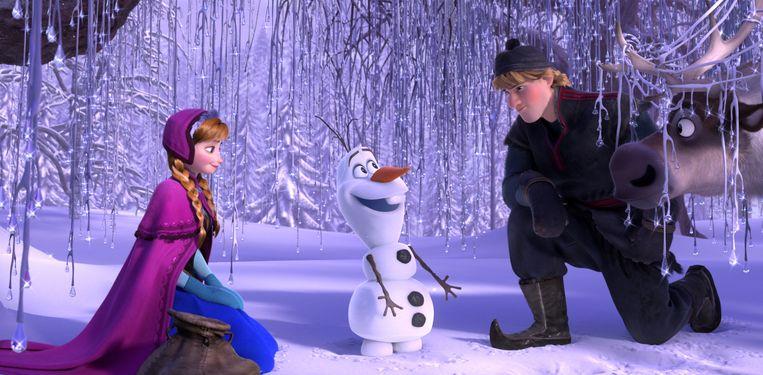 De Disney film Frozen. Beeld ap