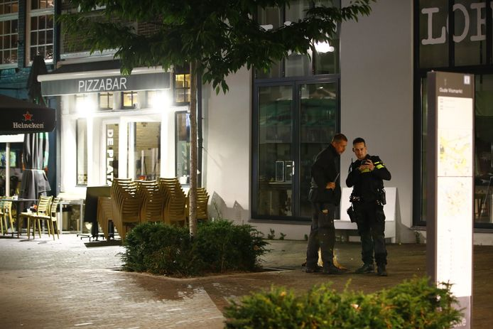 Onderzoek na de schietpartij in Zwolle