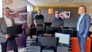 ICT-bedrijf IT1 schenkt computers aan stad voor minderbedeelden