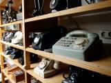 Freerk heeft een telefoonmuseum