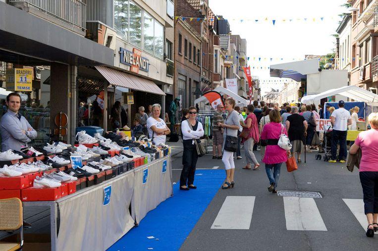 De Sleutelbraderij in Temse vindt zaterdag al voor de 39ste keer plaats.