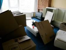 Steeds minder huurders uit hun huis gezet in Twente