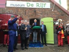 Opening heemkundemuseum Museum De Rijf in Prinsenbeek