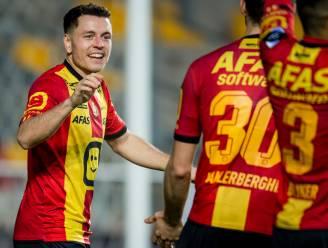 """Trefzekere Kerim Mrabti (KVM) speelt zich in de harten van de fans: """"Hij past perfect binnen het DNA van de club"""""""