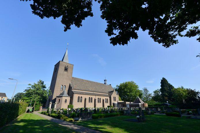 Ook de H.H. Simon en Judaskerk in Reutum gaat dicht.