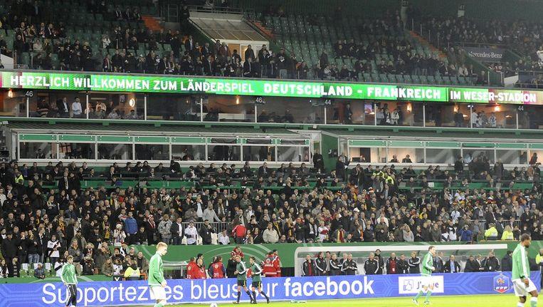 Weser Stadion Beeld null