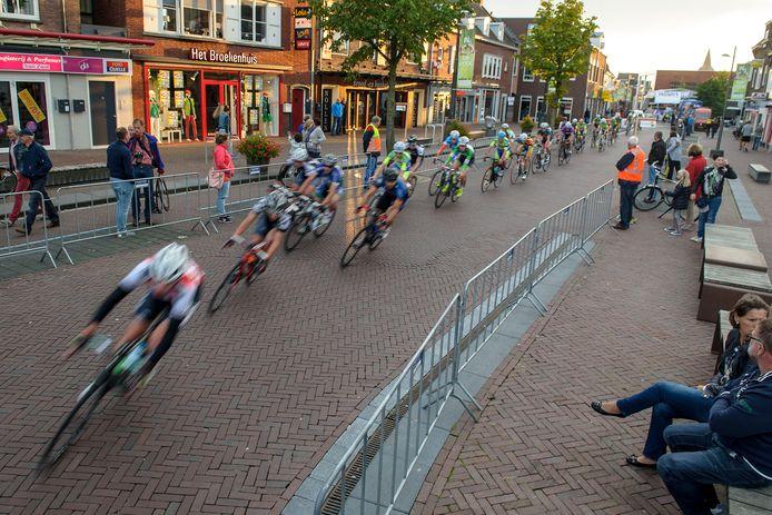 Archief foto de Ronde van Goor.