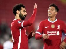 Liverpool pakt koppositie in de groep van Ajax na moeizame zege op Midtjylland