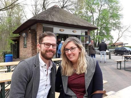 Nieuwe eigenaren van fritessalon 't Liesbosch blij met 8,5 in friettest