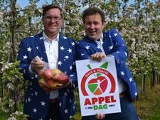 Hulpactie voor fruitteler waar vandalen 320 boompjes omzaagden