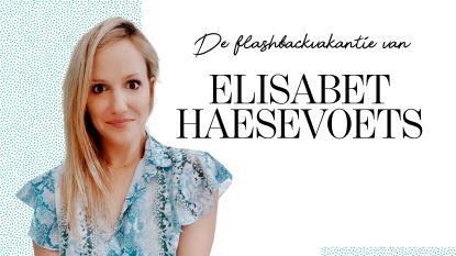 """""""Al zijn plannen vielen bijna in het water"""", de flashbackvakantie van De Mol Elisabet Haesevoets"""