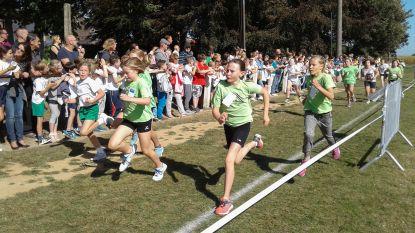 Ook ouders kunnen deelnemen aan scholenveldloop in Zingem