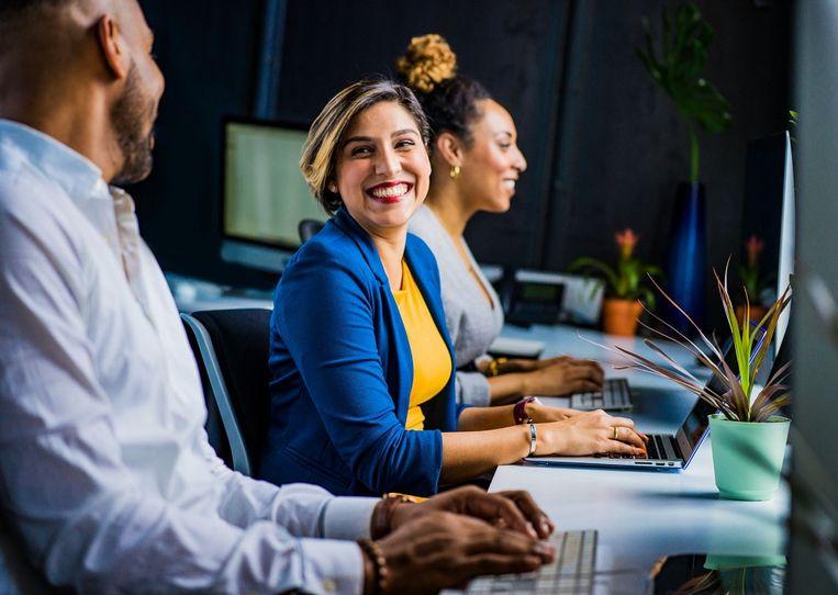 Ook voor vrouwen is de ICT een boeiende sector.