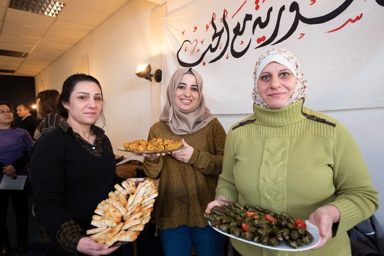 Restaurant MinAlbi is een project rond sociale inclusie, waar anderstalige nieuwkomers worden gestimuleerd tot ondernemerschap