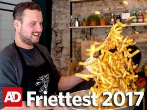 Waar eet u de lekkerste friet?