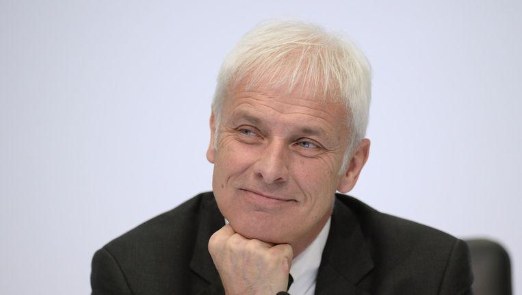 Matthias Müller. Beeld anp