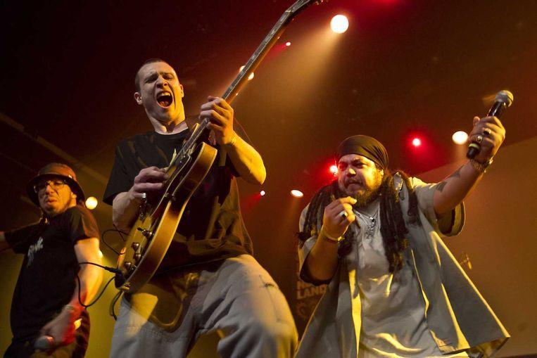 De band Leeways won twee jaar terug De Grote Prijs van Nederland in de categorie bands. Beeld Paul Bergen