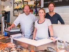 'Toeristische' viswinkel hoeft volgende week tóch niet dicht