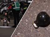 'Handgranaat' bleek iets heel anders: de bal van een fietstoeter