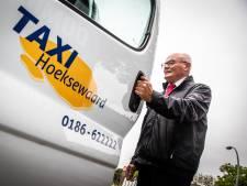 Taxibedrijf krijgt nu geld van de gemeente