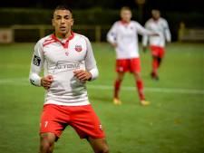 Mounir El Ouazizi stapt over naar SVW: 'Ik moet wel serieus om de prijzen kunnen gaan voetballen'