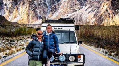 Twee Australische reisbloggers in beruchte Iraanse gevangenis na vliegen met drone