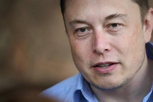 Elon Musk staat zowel aan het hoofd van Tesla als van SolarCity.