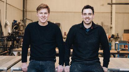 Jonge meubelmakers winnen authenticiteitslabel van UNIZO