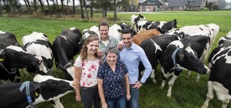 Winter's Farm in Vriezenveen: alles voor de kwaliteit van de koe
