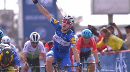 Viviani trakteert zichzelf op mooi verjaardagscadeau met ritzege in Dubai - Sagan past ook voor Dwars door Vlaanderen