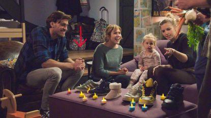 """Mysterie in 'Familie': """"Is daar nu plots een trap verdwenen?"""""""