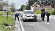 Tiener in levensgevaar na zwaar verkeersongeval
