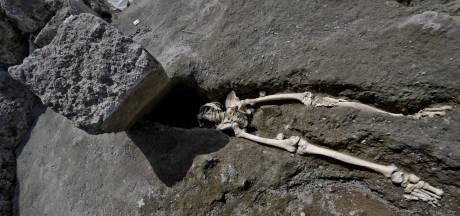 Dramatische ontdekking: man zonder hoofd gevonden in vulkaanstad Pompeï