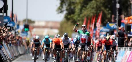 Viviani sprint Down Under naar eerste seizoenszege