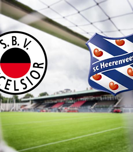 Excelsior - Heerenveen