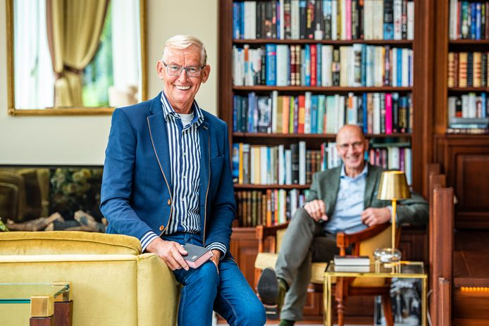 Jan van den Bosch (l.) en Jan Hol.