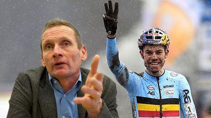 """""""Hij ademde niet"""" en """"kloof van 2 minuten niet normaal"""": wat bedoelt Adrie van der Poel met uitspraken over Van Aert?"""