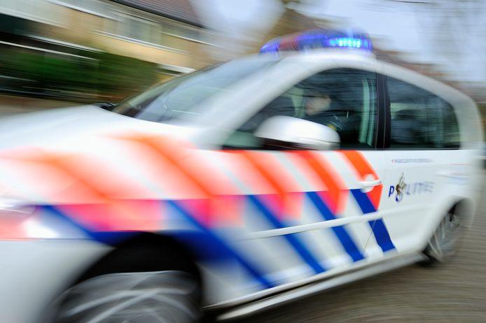 De man werd in de Poolsestraat aangehouden.