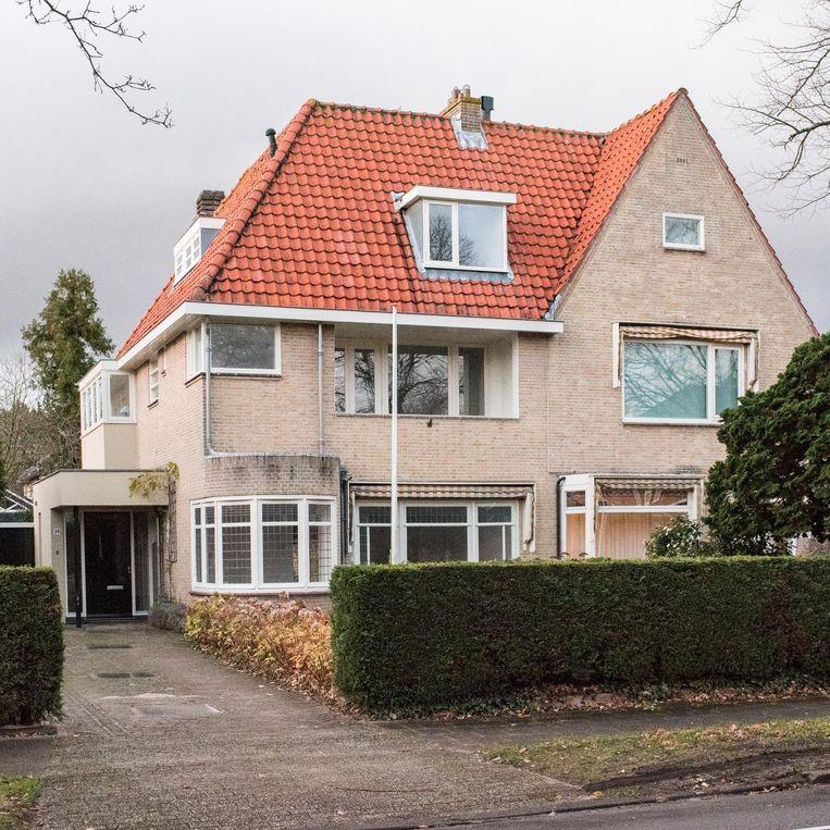 Bloemendaal is een van de weinige gemeenten met nog een eigen burgemeesterswoning (niet te koop). Beeld Simon Lenskens