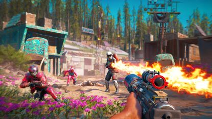 GAMEREVIEW. 'Far Cry New Dawn': de apocalyps was nog nooit zo kleurrijk (en plezant)