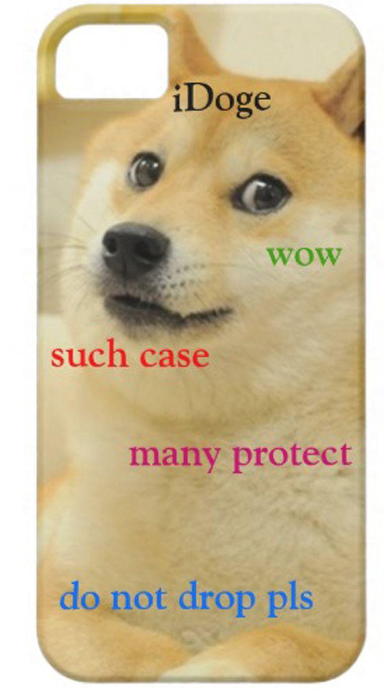 Doge iPhone-case Beeld Zlate