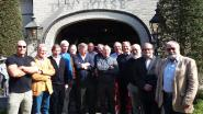 Reünie 65-jarigen van de Gemeenteschool in Heusden