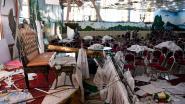 """Bruidspaar overleeft bomaanslag op trouwfeest in Kaboel: """"Ik zal nooit meer gelukkig zijn"""""""