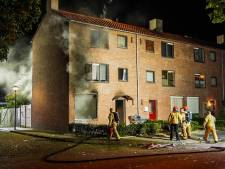 Gewonde bij explosie en brand in woning in Eindhoven