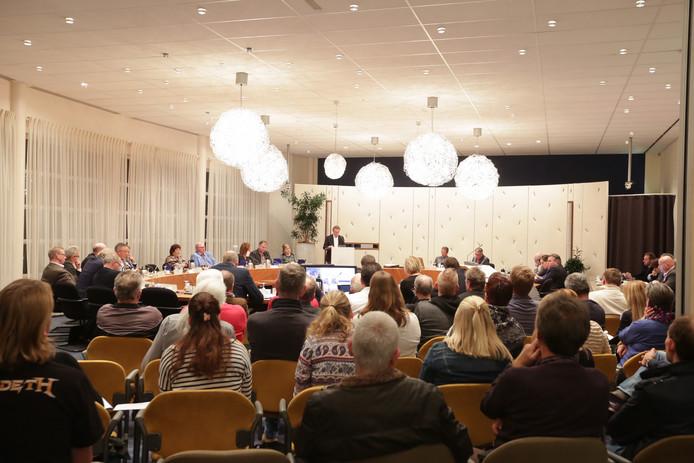 Raad in Wierden