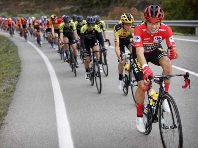 KOERS KORT. Positieve dopingtest in Giro - Vuelta-peloton trekt zondag niét naar Tourmalet