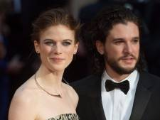 Game of Thrones-actrice Rose Leslie in verwachting