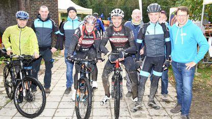 Meer dan 1.100 mountainbikers voor Parelweekeinde